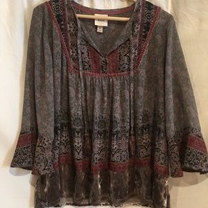 Tops - Knox Rose boho top